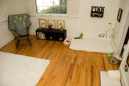 montessori baby room for crawling infant20091020
