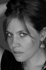 Lady G (piper969) Tags: portrait people bw bn ritratto giulia diecicentopeople phlibero