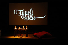 Typeradio Quartet (frankrolf) Tags: tm antwerpen desingel typeradio integrated2009 typemedia0910