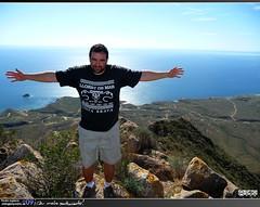 Sergio y Sierra de las Moreras (Pedro Agüera) Tags: ruta minas playa sierra sancristobal monte montaña cartagena senderismo escalada sendero campillo mazarron bolnuevo moreras percheles laazohia sierradelasmoreras