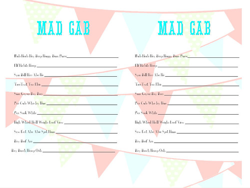 Mad Gab 2