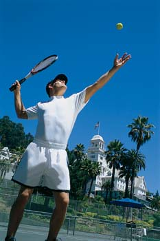 Claremont Hotel Club & Spa Tennis