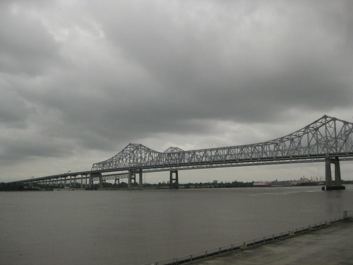 Day 1 - Mississippi River & Bridge