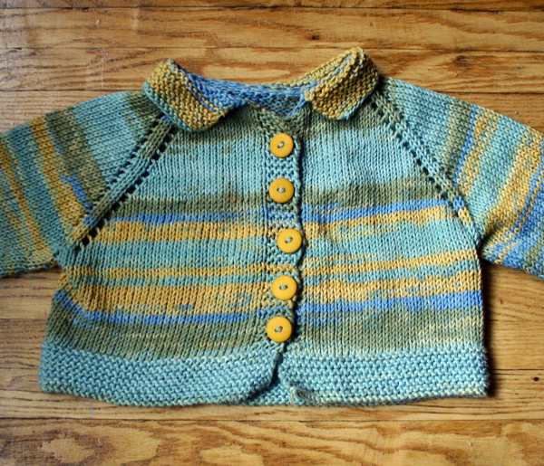 A sweater made with love