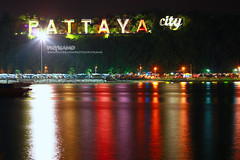 Pattaya City @ night