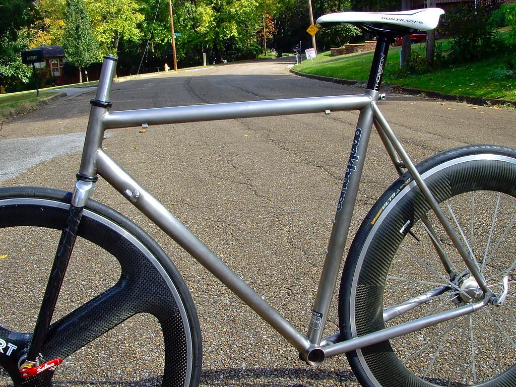 Eddy Merckx AX Titanium 007