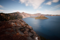timeless basin (devwild) Tags: longexposure oregon wide craterlake sigma1020mm ndfilter 450d