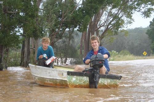 Flood 22 May 2009
