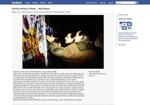 Le ministère de la vérité est sur Facebook