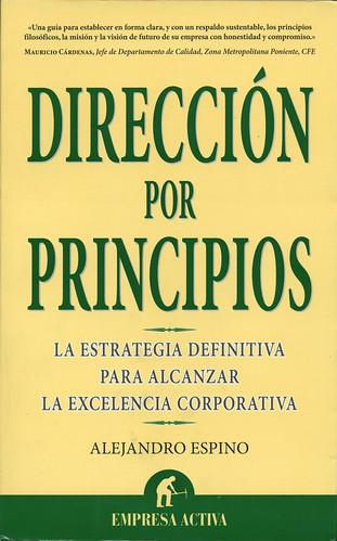 Dirección por Principios