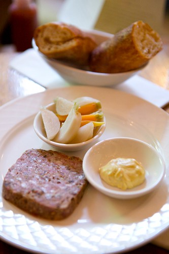 pork & porcini terrine