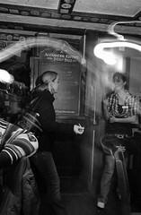 (teh hack) Tags: bw film pub flickr edmonton flash el nb hp5 35 holmes minox bounce meets sherlock subhcsp