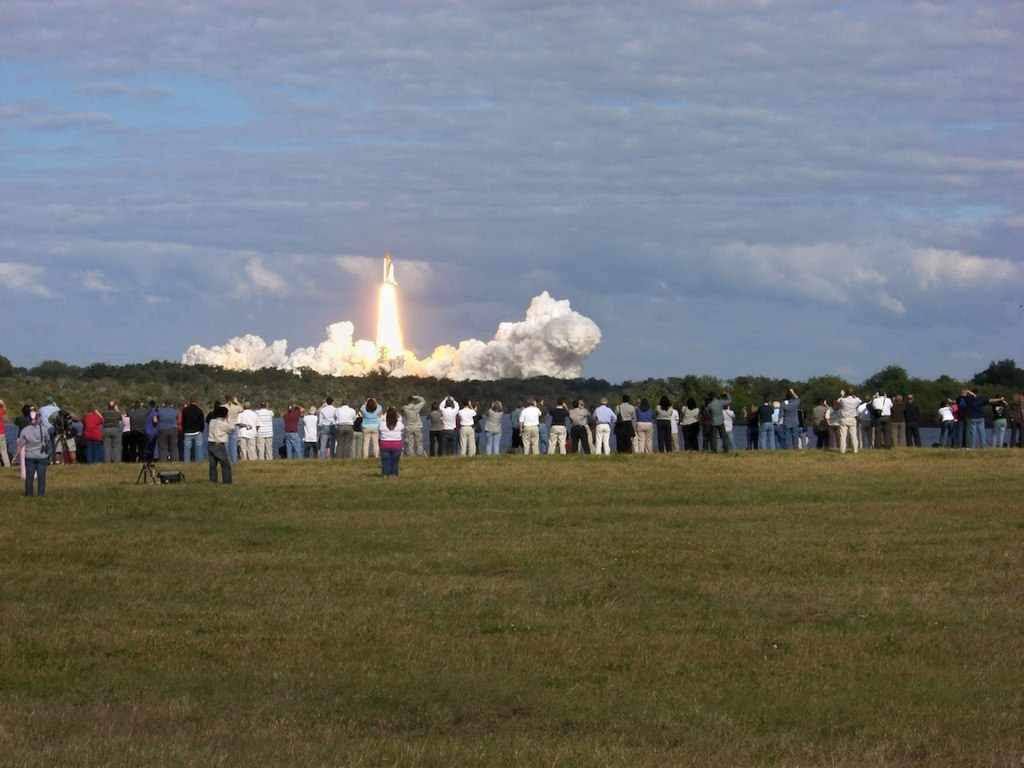 NASA STS 129 Shuttle Launch TweetUp: Day 2   4123783031 6cebb54618 o photo
