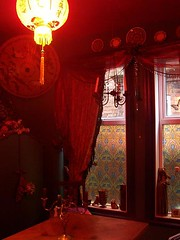 oriental (Romany Soup) Tags: interiors colourful oriental eclectic
