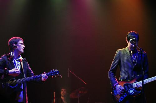 John Darnielle + Peter Hughes