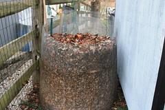 Building A Leaf Bin