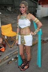 Cleopatra (SunCat) Tags: travel cruise carnival vacation usa west halloween costume key all florida miracle bare parade fantasy fantasyfest keywest fest 2009 captainmorgan necessities clothingoptional barenecessities