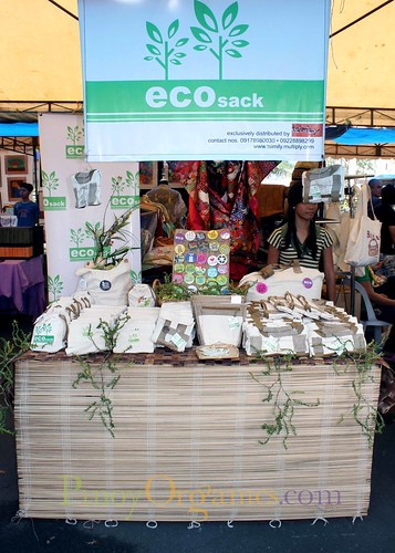 ecosack booth