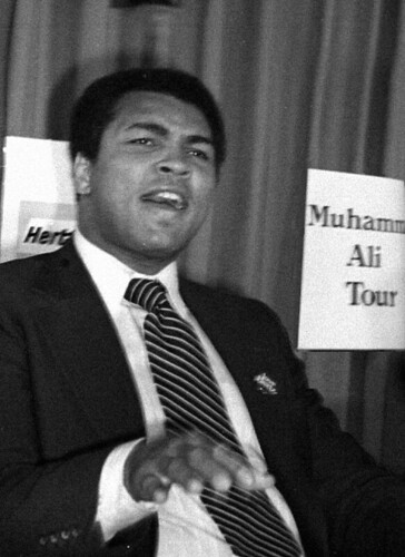 Muhammed Ali by olebrat, on Flickr