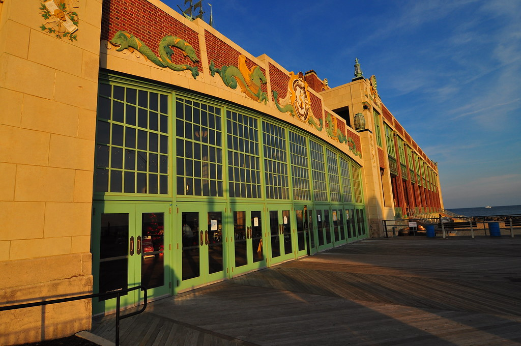 Asbury Park, NJ---Convention Hall