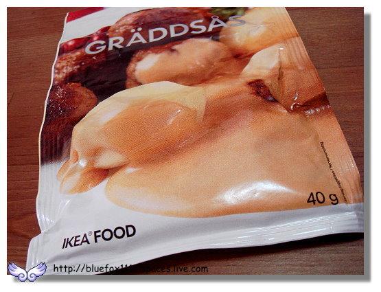 091031IKEA冷凍食品02_瑞典烤肉丸奶醬