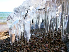 Spring Ice on the Shore of lake Superior (PhotoYoop) Tags: lake cold green ice nature landscape frozen spring cool fantastic rocks artistic top michigan unique oneofakind awesome rad stock creative superior encased best professional glorious shore icicle translucent neat root upperpeninsula tops lakesuperior icicles marquette thebest thegreatoutdoors enclosed professionalphotography digitalmedia genovese froze bestpics godscreation bestphotos topshots topphotos stockimagery marquettemichigan michiganoutdoors thebestphotosonflickr welcometomichigan picturesofmichigan puremichigan alltimebest photoyoop selftaughtprofessional