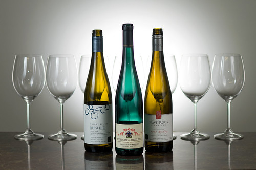 Riesling galore
