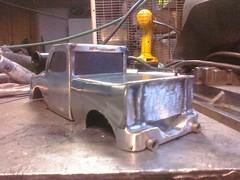 Exhaust/bumper...
