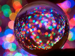 Ball of bokeh