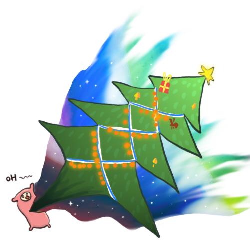 聖誕特別篇-雪怪