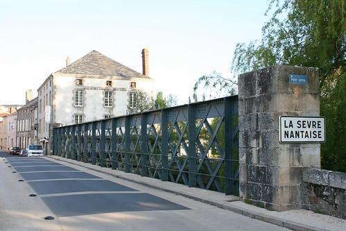 Pont Eiffel à St Laurent sur Sèvre
