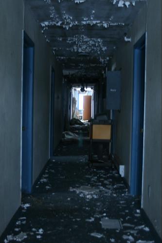 Westchester building hallway