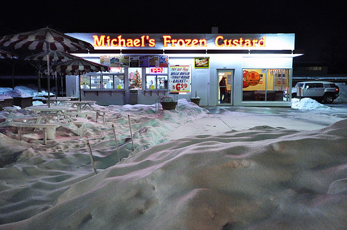 Michael's (Really) Frozen Custard