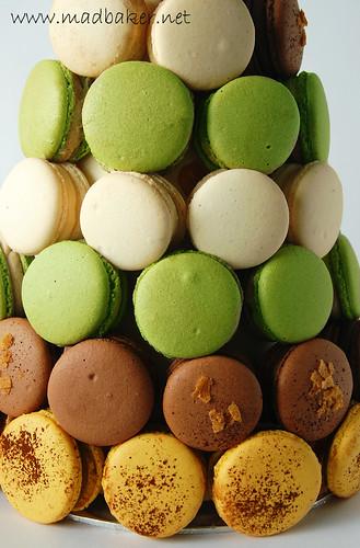 Macaron Croquembouche