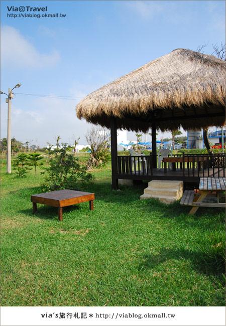 【桃園餐廳】桃園新屋地中海風~卡托米利庭園咖啡餐廳18