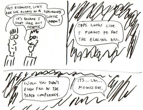 366 Cartoons - 334 - Schmuzzy and Schmerica