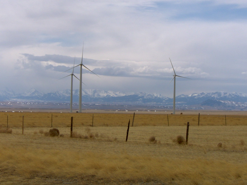 Judith Gap Turbines, 3 of 4