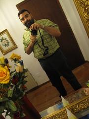 Mirror, mirror... / Espejito, espejito (SamwiseGamgee69) Tags: bear gay portrait me self myself cub autorretrato emilio selfie i