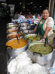 The Curry Lady - Ayutthaya, Thailand