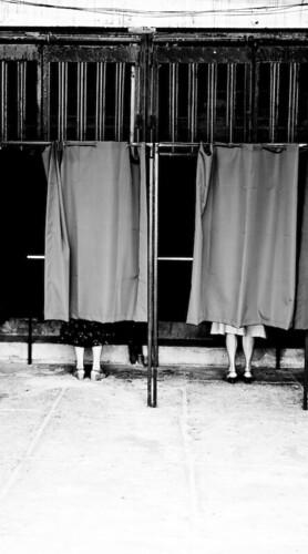 Elecciones 2010 Piñera-Frei by Vic Riedemann