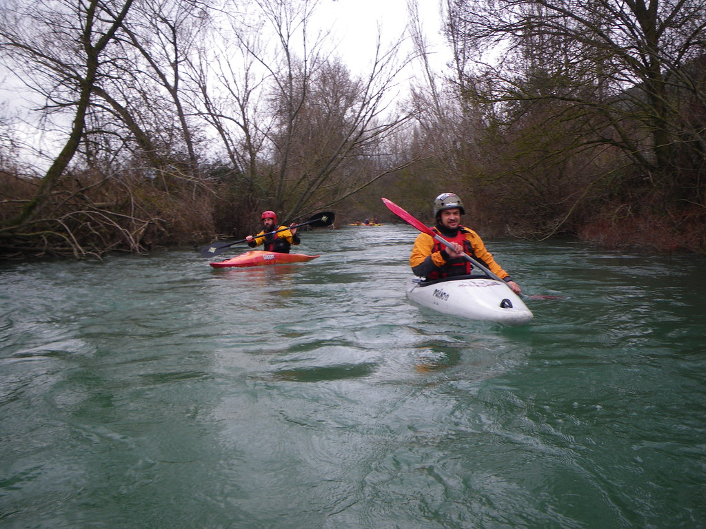 Descenso ríos Urederra y Ega 016