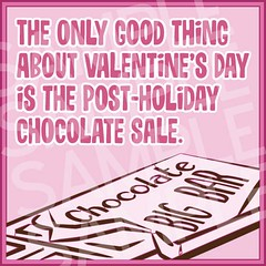 Post Holiday Sale Valentine