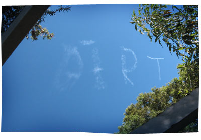 Skywriting Perth