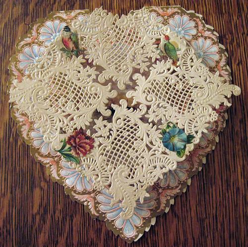 Heart Valentine, front