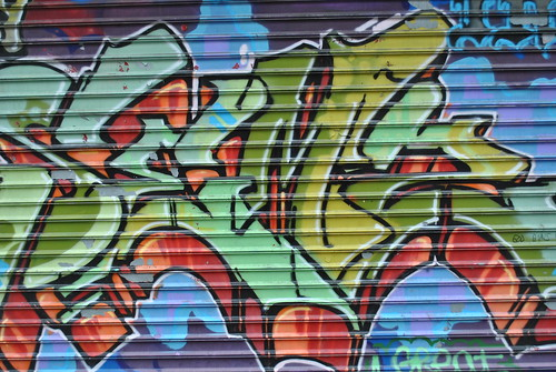 Graffiti - Lower East Side - Manhattan