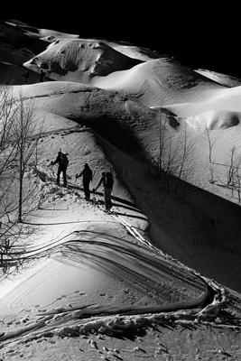 Scialpinismo Monte Tambura
