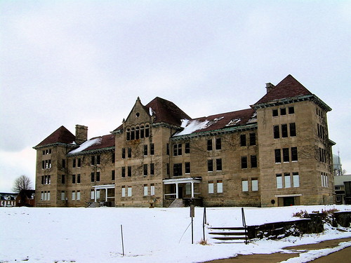 Peoria State Hospital 1 by Ross Griff