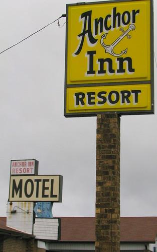 Anchor Inn Motel New Johnsonville Tn