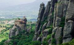 Св. Николас - Метеори, Гърция