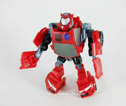 Transformers Cliffjumper Animated Activator - modo robot